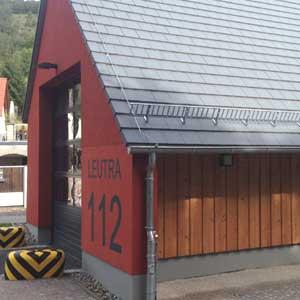 antignum - Zimmer-und Dachdeckermeisterbetrieb Erfurt - Eine Feuerwehr aus Holz, Jena/Leutra