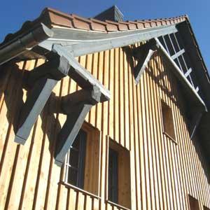 antignum - Zimmer-und Dachdeckermeisterbetrieb Erfurt - Bauernhaussanierung mit Charme