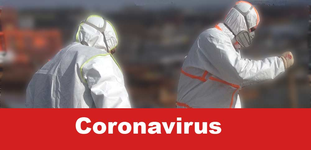 Coronavirus Schutzmaßnahmen
